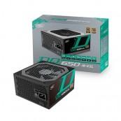FUENTE ALIMENTACIÓN ATX 650W DEEPCOOL DQ650-M-V2L MODULAR - 80PLUS Gold NEGRO - Inside-Pc