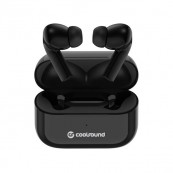 Auriculares Bluetooth Earbuds TWS V14 COOLSOUND Touch Negros - Inside-Pc
