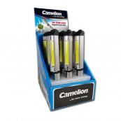 Expositor Linternas Profesionales Inspeccion LED 3W COB Camelion - Inside-Pc