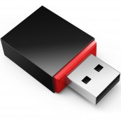 MINI ADAPTADOR USB WIFI 300MBPS TENDA - Inside-Pc