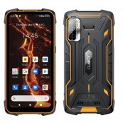 "Telefono Smartphone Cubot King Kong 5 Pro 6"" Naranja - 64GB - 4GB - 48Mp - 25Mp - IP65 - DualSim - Inside-Pc"