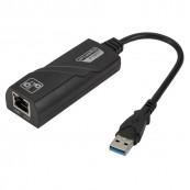 Adaptador Ethernet USB3.0 - RJ45  - Inside-Pc