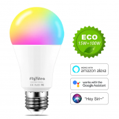 Bombilla LED Inteligente WiFi E27 - Inside-Pc