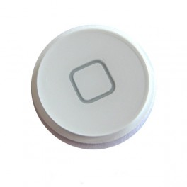 REPUESTO BOTON HOME APPLE IPAD2 BLANCO (SIN FLEX) - Inside-Pc