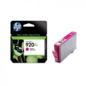 CARTUCHO TINTA HP 920XL CD973AE MAGENTA 6ML 6500 - Inside-Pc