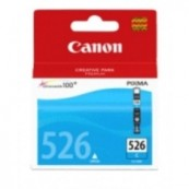 CARTUCHO TINTA CANON CLI 526 CIAN 9ML IP 4850/ MG 5150/ 5250/ 6150/ 8150 - Inside-Pc