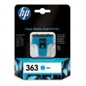 CARTUCHO TINTA HP 363 C8771EE CIAN 4ML 8250 - Inside-Pc