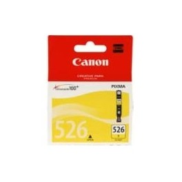 CARTUCHO TINTA CANON CLI 526 AMARILLO 9ML IP 4850/ MG 5150/ 5250/ 6150/ 8150 - Inside-Pc