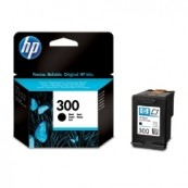 CARTUCHO TINTA HP 300 CC640EE NEGRO 4ML D2500/ D2530/ F4200  - Inside-Pc