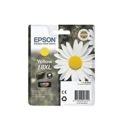 CARTUCHO EPSON T181440 AMARILLO ALTA CAPACIDAD XP-102/205/305/405/30 - Inside-Pc