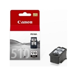 CARTUCHO TINTA CANON PG 510 NEGRO 9ML IP 2700/ 2702/ MP 250/ 260/ 270/ 480/ 490/ 492/ MX 320/ 340 - Inside-Pc