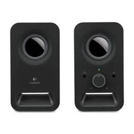 ALTAVOCES LOGITECH MULTIMEDIA Z150 2.0/ NEGROS/ 6W - Inside-Pc
