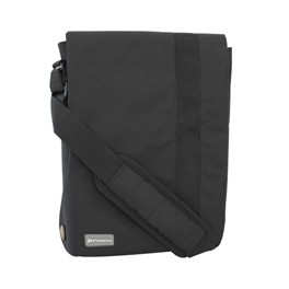 "BOLSO BANDOLERA PORTATIL TABLET PHOENIX LYON NEGRO HASTA 12"" - Inside-Pc"