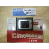 Liquidacion Centro multimedia digital takeMS MP4-Player CineWalker - flash 128 MB - Inside-Pc