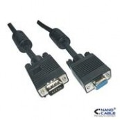 CABLE SVGA FERRITA HDB15/M-HDB15/H 1.8MTS NAN - Inside-Pc