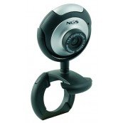 WEBCAM NGS XPRESS CAM 300 5MPX NEGRO - Inside-Pc