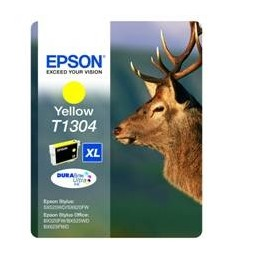 CARTUCHO TINTA EPSON T1304 AMARILLO - Inside-Pc