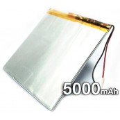 Bateria Tablet 5000mAh - Inside-Pc