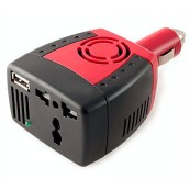 INVERSOR DE CORRIENTEr 12v - 220v -150W - Inside-Pc