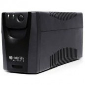 SAI NETPOWER 600 USBS 600VA,360W SHUCKO RIELLO Inside-Pc