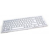 Teclado Sony VPC-EH Series Blanco - Inside-Pc