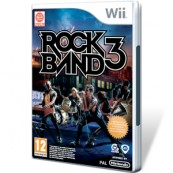JUEGO WII - WII-U - ROCK BAND 3 Seminuevo - Inside-Pc