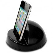 DOCKING PHOENIX PARA IPOD / IPHONE / IPAD NEGRO (CARGA Y TRANSFIERE DATOS)