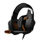 Headsets KROM kyus BLACK GAMING - Inside-Pc