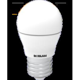 LED BOMBILLA ROBLAN 3.5W E27 249LM 6500K FRÍO 160º marca ROBLAN   Inside Pc - Inside-Pc