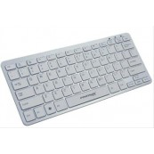TECLADO USB PRIMUX K100 ULTRA THIN BLANCO - Inside-Pc