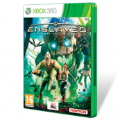 JUEGO X360 - ENSLAVED ODYSSEY TO THE WEST SEMINUEVO - Inside-Pc