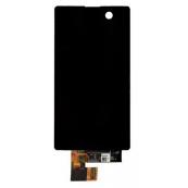 Pantalla Tácil + LCD Sony Xperia M5 E5603 Negro - Inside-Pc