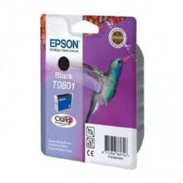 CARTUCHO EPSON STYLUS R265-360-RX560 NEGRO - Inside-Pc