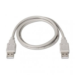 CABLE USB 2.0 TIPO A/M-A/M 1M - Inside-Pc