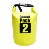 Waterproof bag Yellow Ocean Pack2 - Inside-Pc