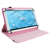 "FUNDA TABLET 3GO 7"" UNIVERSAL ROSA - Inside-Pc"