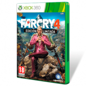 JUEGO X360 - FAR CRY 4. EDICION LIMITADA SEMINUEVO - Inside-Pc