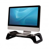 SOPORTE MONITOR FELLOWES I-SPIRE SERIES NEGRO - Inside-Pc