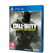 JUEGO PS4 - CALL OF DUTY INFINITE WARFARE + DLC 2 MAPAS - Inside-Pc