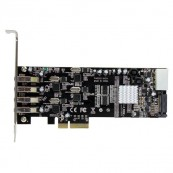 TARJETA PCI EXPRESS 4P USB 3.0 STARTECH - Inside-Pc