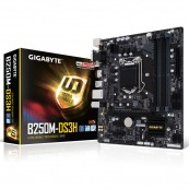 PLACA i3/i5/i7 GIGABYTE B250M-DS3H DDR4 - SOCKET 1151 - Inside-Pc