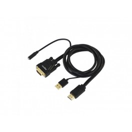 ADAPTADOR APPROX HDMI A VGA - Inside-Pc