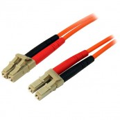 CABLE PATCH DE FIBRA DÚPLEX 50/125 3M STARTECH - Inside-Pc