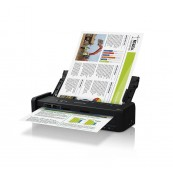 ESCANER Portatil EPSON WORKFORCE DS-360W A4 - 25PPM - WIFI - Bateria INCORPORADA - USB3.0 - Inside-Pc