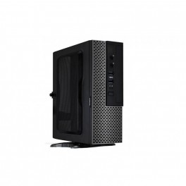 CAJA MINI-ITX COOLBOX IT05 NEGRA FUENTE ALIMENTACION 180W - Inside-Pc