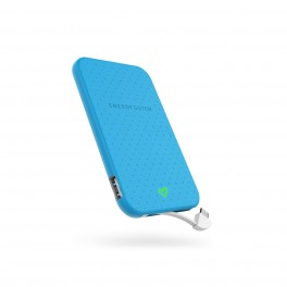 Bateria Externa - PowerBank Energy Extra Battery 2500 Blue  - Inside-Pc