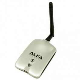 WIFI USB ALFA NETWORK 1000MW ANT 5DBI - Inside-Pc