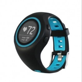 RELOJ BILLOW XSG50 GPS SPORT WATCH NEGRO - AZUL - Inside-Pc