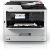 IMPRESORA MULTIFUNCION EPSON WF-C5790DWF WORKFORCE PRO FAX - 34PPM - USB - RED - WIFI - WIFI DIRECT - DUPLEX TOTAL - ADF - NFC -