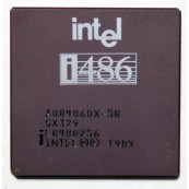 Procesador Intel 486 DX-50 Seminuevo - Inside-Pc